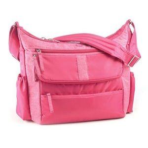 LUG Hula Hoop Carry-All Messenger Bag